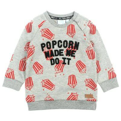 Feetje - Sweater Made Me - Popcorn Party