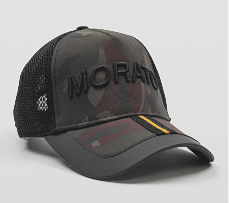 ANTONY MORATO CAMOUFLAGE BASEBALL CAP WITH EMBROIDERED LOGO