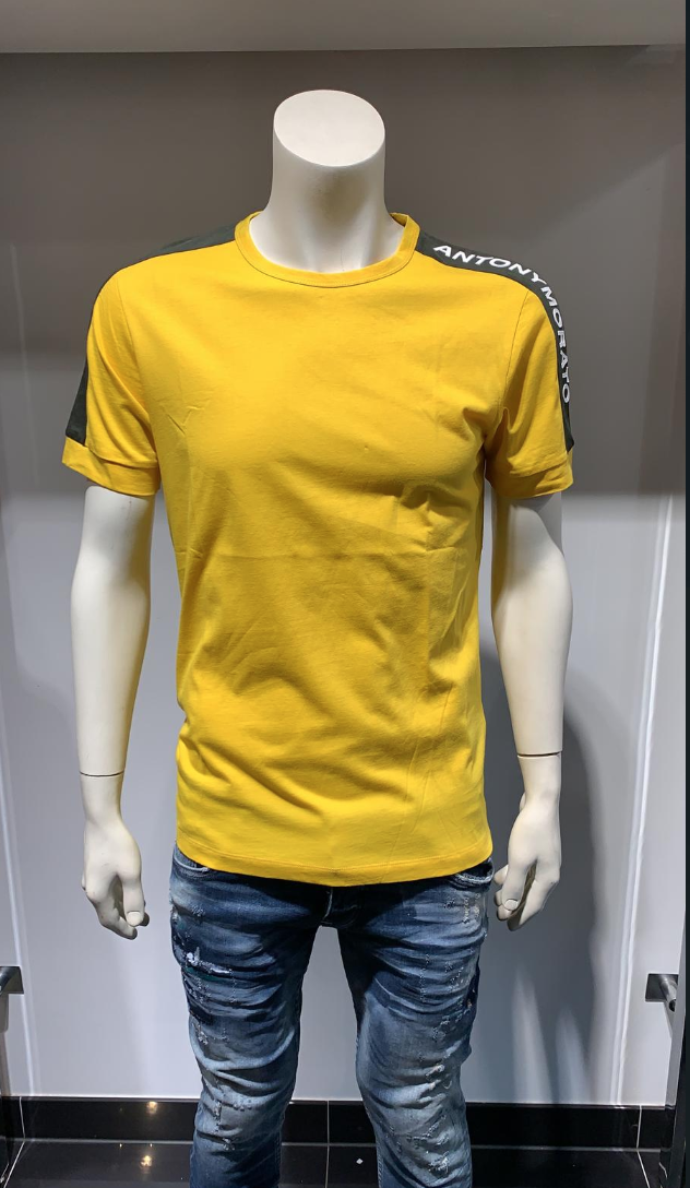 ANTONY MORATO T-SHIRT LEMON