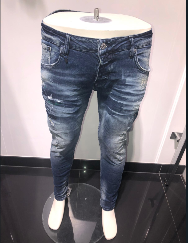 MOSC JEANS BLUE