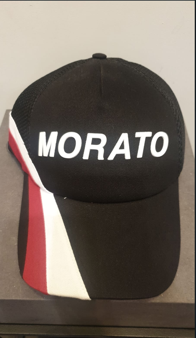 ANTONY MORATO CAP BLACK/RED/WHITE
