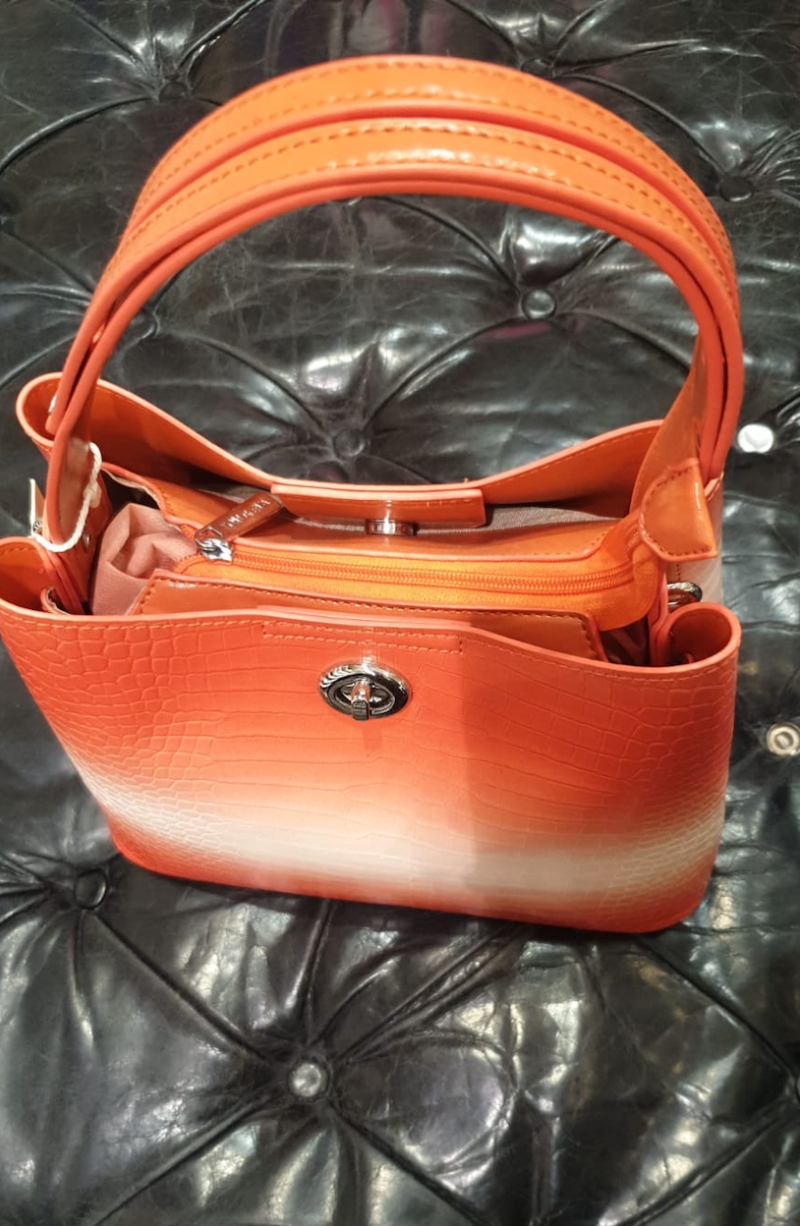 BAG PARIS ORANGE