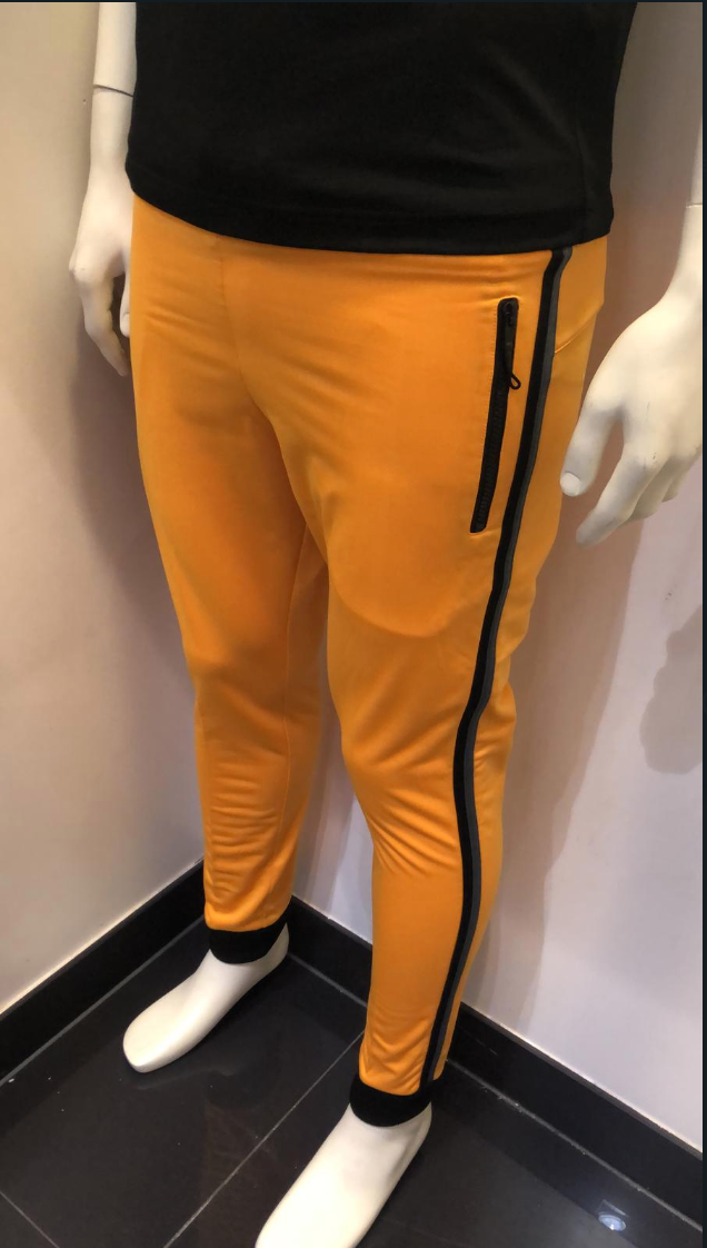 ANTONY MORATO TRACKPANTS YELLOW