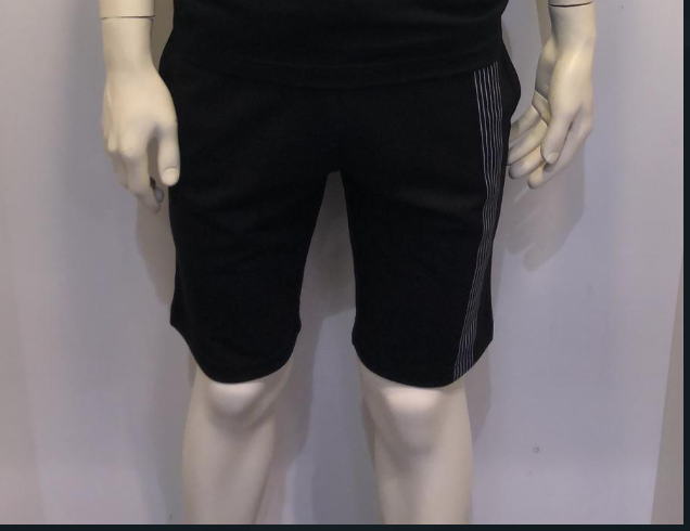 ANTONY MORATO SHORT BLACK