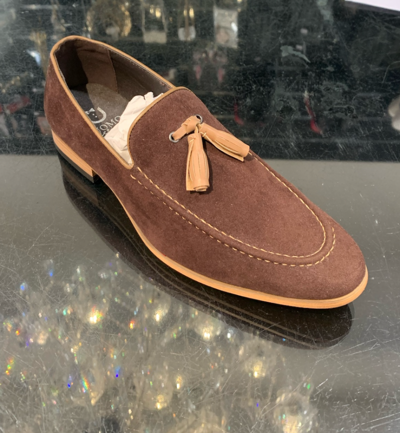 LOAFER PARIS BROWN