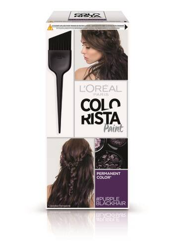 Colorista Haarverf Purple Blackhair