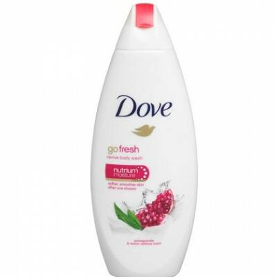 Dove Douchegel Women – Go Fresh Granaatappel 250ml
