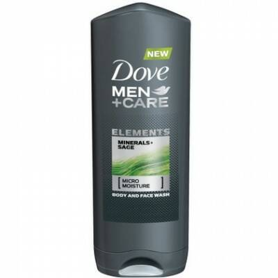 Dove Douchegel Men – Care Elements Minerals + Sage