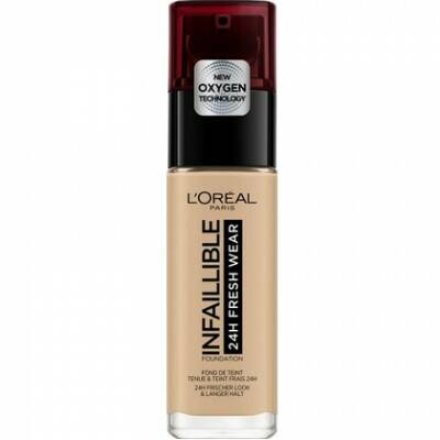 L'Oreal Foundation Infallible Fresh 120