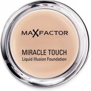 Max Factor Foundation Miracle Touch 080