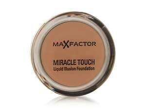 Max Factor Foundation Miracle Touch 085