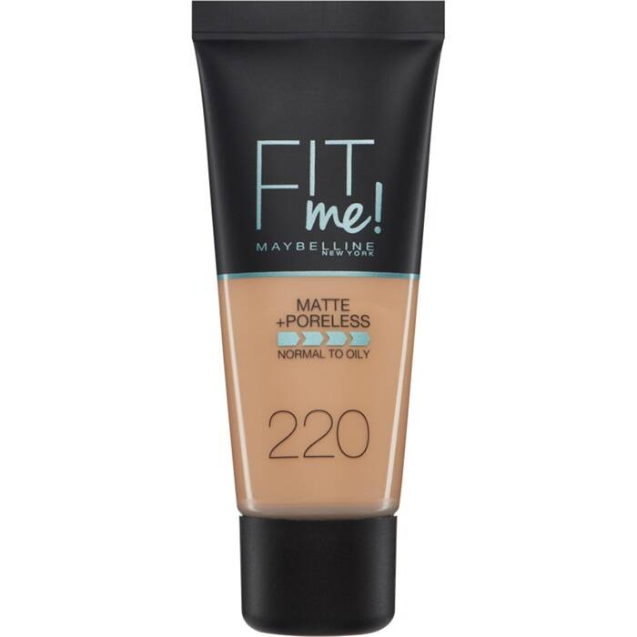 Maybelline Foundation Matte Fit Me 220