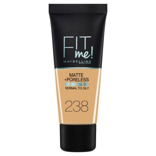 Maybelline Foundation Matte Fit Me 238