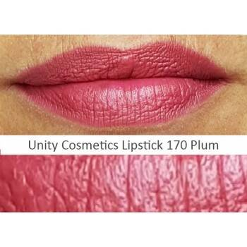 Lippenstift, Limited Edition 170 Plum, Unity Cosmetics