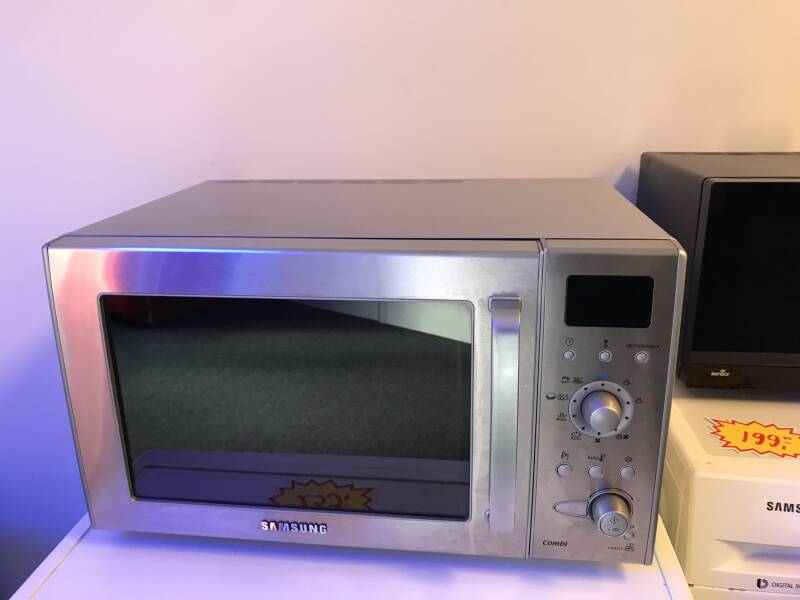 Samsung C108STF magnetron  900 W Zilver