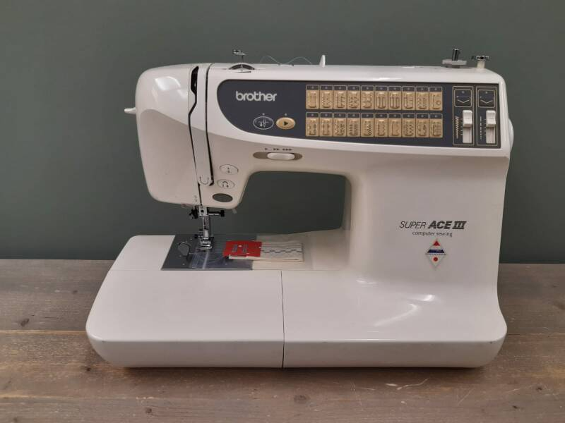 Brother super ace 3 model 945