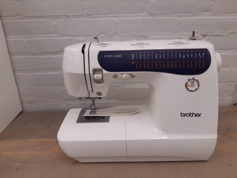 Brother star 240E