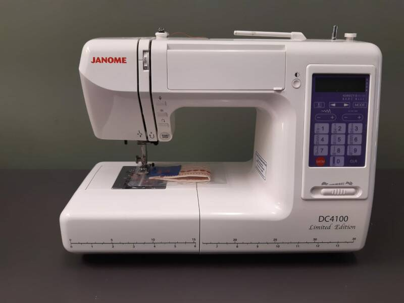 Janome DC 4100 Limited Edition