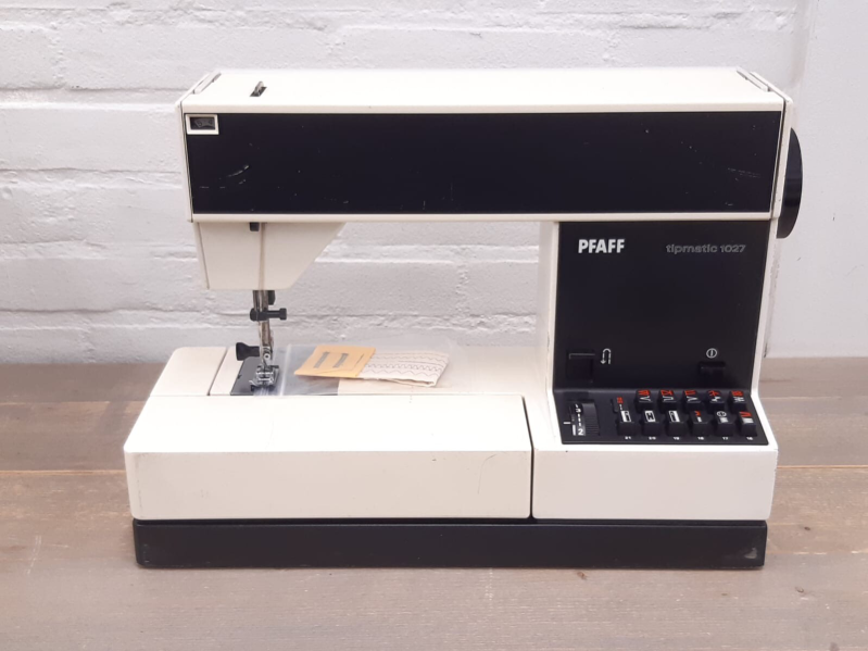 Pfaff tipmatic 1027