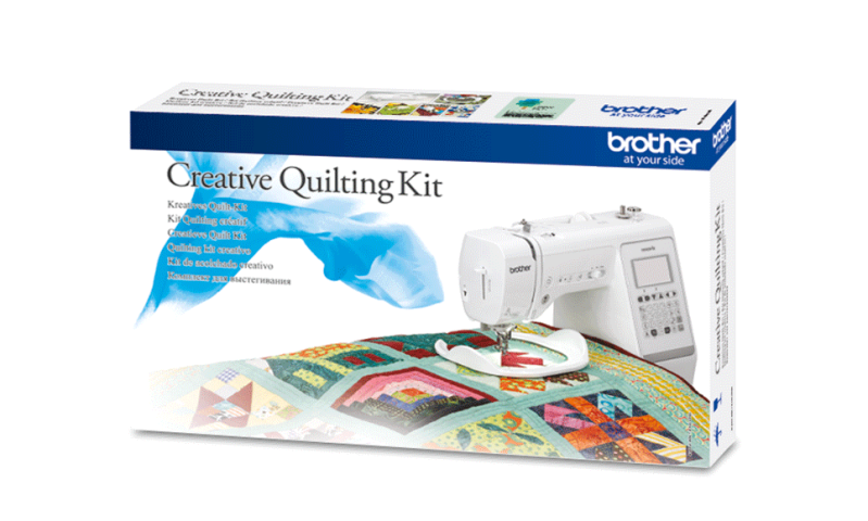 Brother Creative Quilting kit (QKM2)