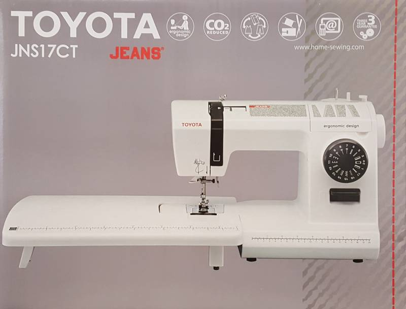 Toyota JNS 17CT JEANS