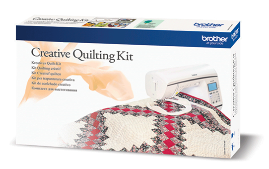 Brother Creative Quilting Kit (QKF2)