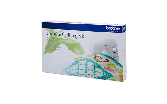 Brother Creative Quilting Kit (QKF3)