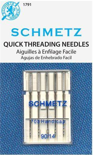 Quick threading dikte 90 (5st)