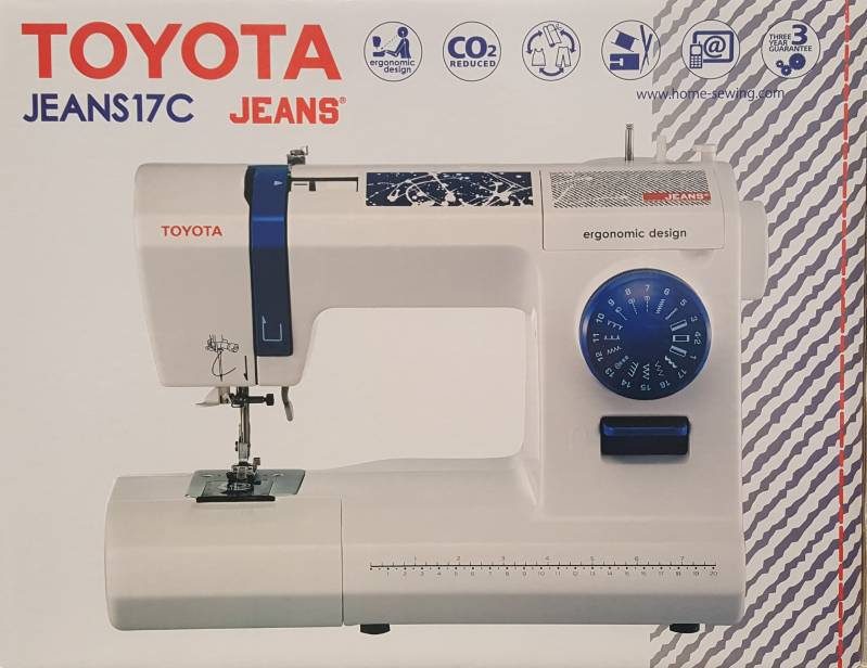 Toyota Jeans 17C JEANS