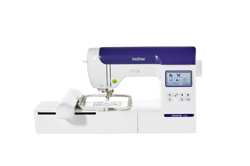 Brother Innov-is F440E borduurmachine