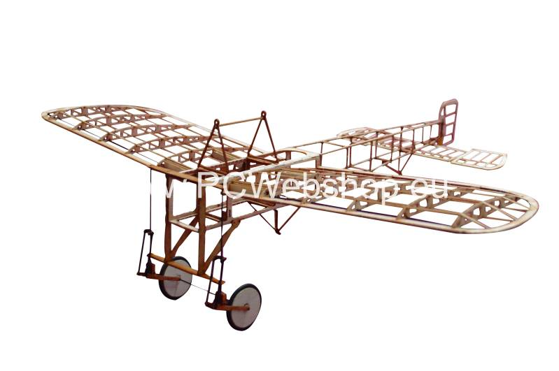 TonyRay Aero Model 005 Bleriot XI Monoplane Balsa kit 42cm kit no. 1803 MS