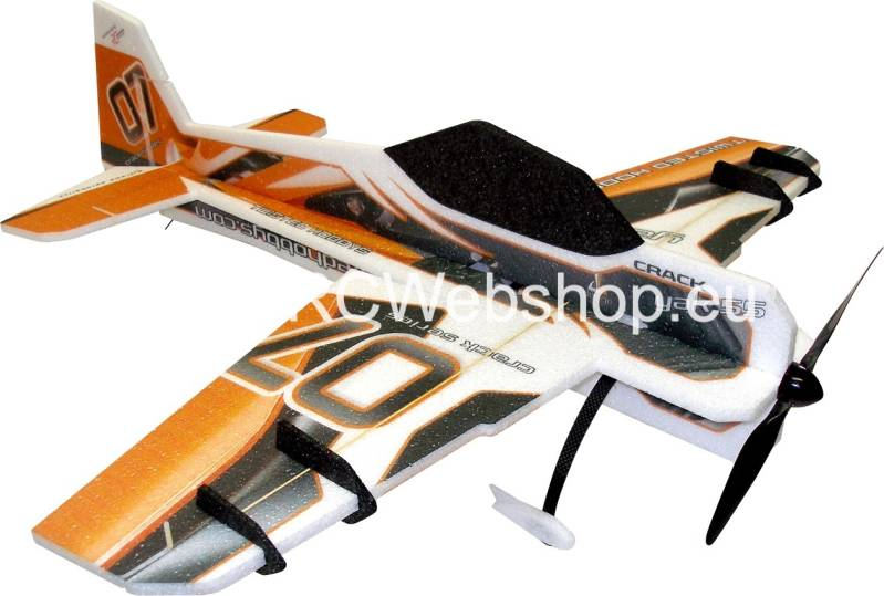 RC-Factory Crack Yak (Backyard Series) B02 Gold 800mm span EPP kit *