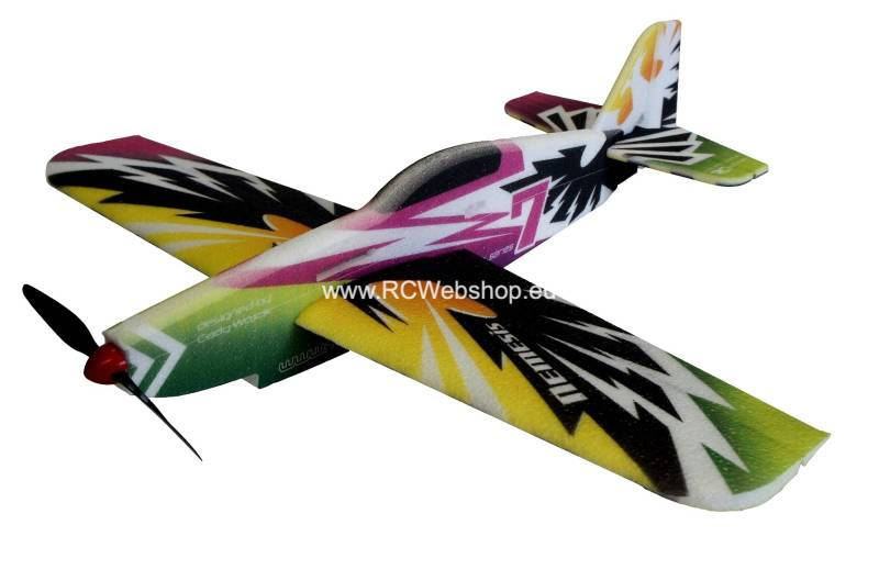 RC-Factory Nemesis pylonracer TR04 Purple 780mm span EPP kit ******