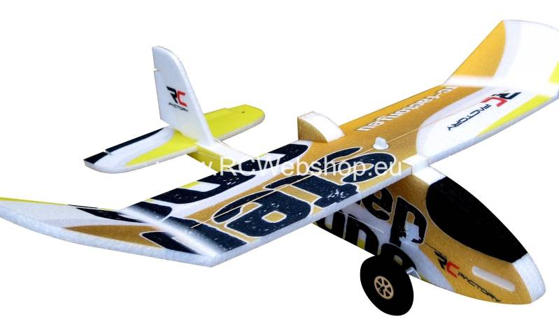 RC-Factory Step One B16 Amber 850mm span EPP kit *