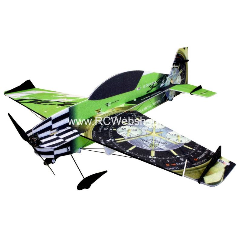 RC-Factory Extra 330 (Superlite) S16 Green 840mm span EPP kit *