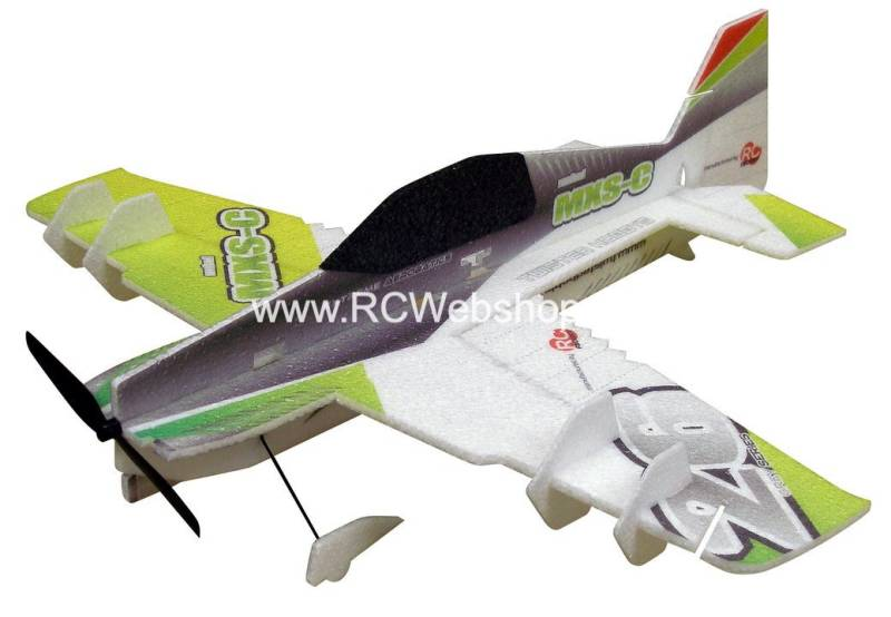 RC-Factory MXS-C (Mini) M06 D1 Green 600mm span EPP kit *