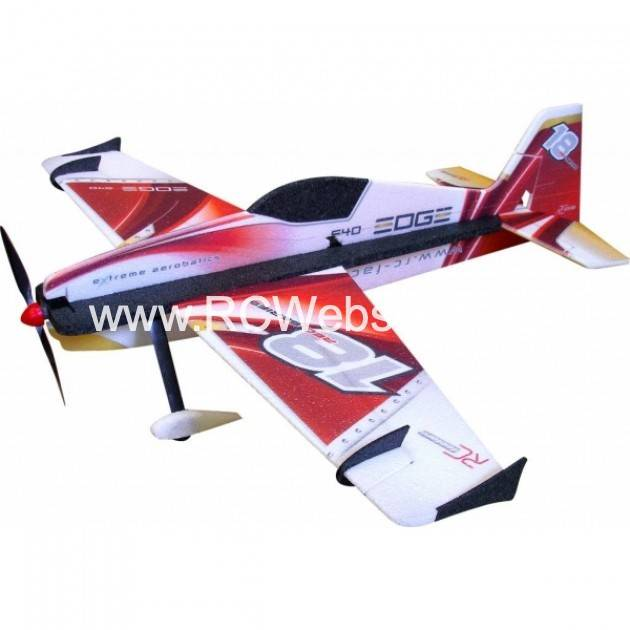 RC-Factory EDGE 540T T02 Hot Red 1000mm span EPP kit *