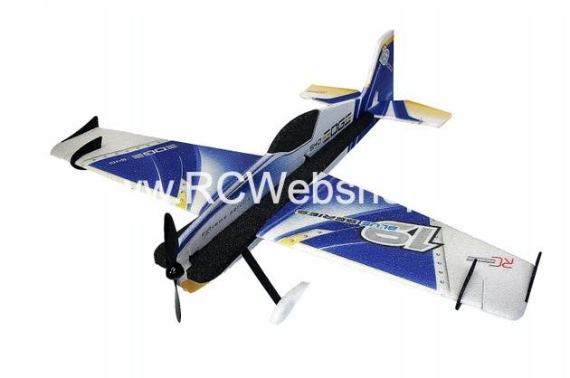 RC-Factory EDGE 540T T11 Cool Blue 1000mm span EPP kit *