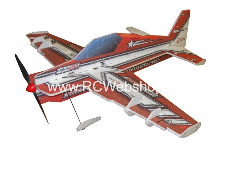 RC-Factory Crack Laser L05 Red 800mm span EPP kit *