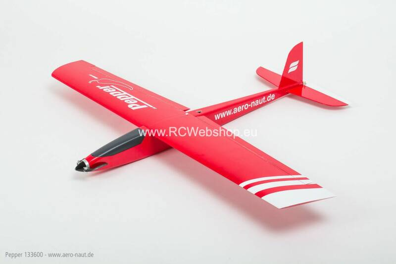 Aeronaut Plane Pepper Pylonracer 1220mm Span # 133600 *