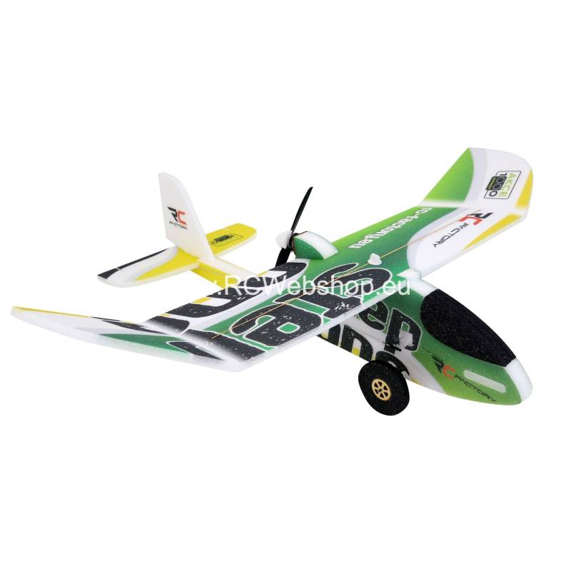 RC-Factory Step One B17 Akce 1000 850mm span EPP kit *