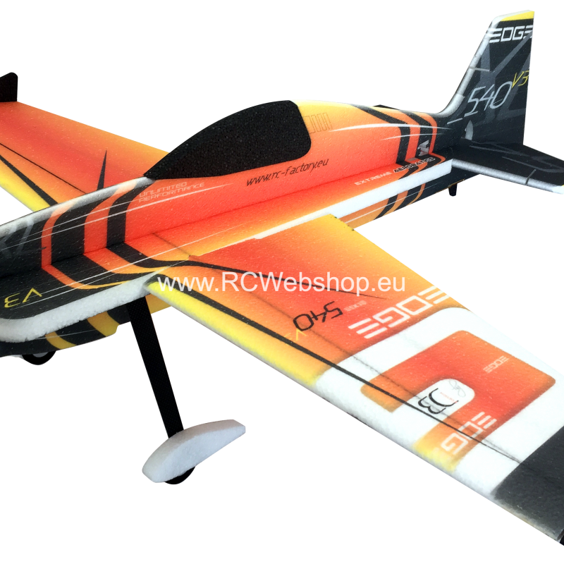 RC-Factory Edge XL T91 Orange 1060mm span EPP kit *