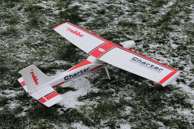 Robbe CHARTER NXG TRAINER PNP Trainer 1.460mm Span #2631 **