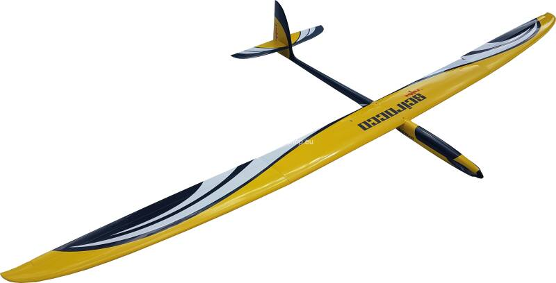 Robbe SCIROCCO 4,0 M ARF FULL-GRP HIGH-PERFORM Glider F5J 4.000mm Span #2633 **