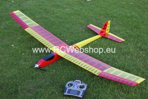 RBC Glider Red Eagle full kit 2.000mm Span kit # REDEW3F48 **