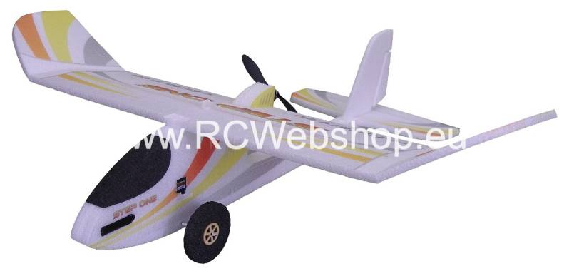 RC-Factory Step One B15 Yellow 850mm span EPP kit *