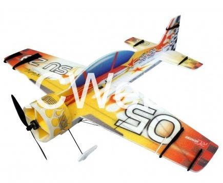RC-Factory SU-29 Russian S05 845mm span EPP kit *