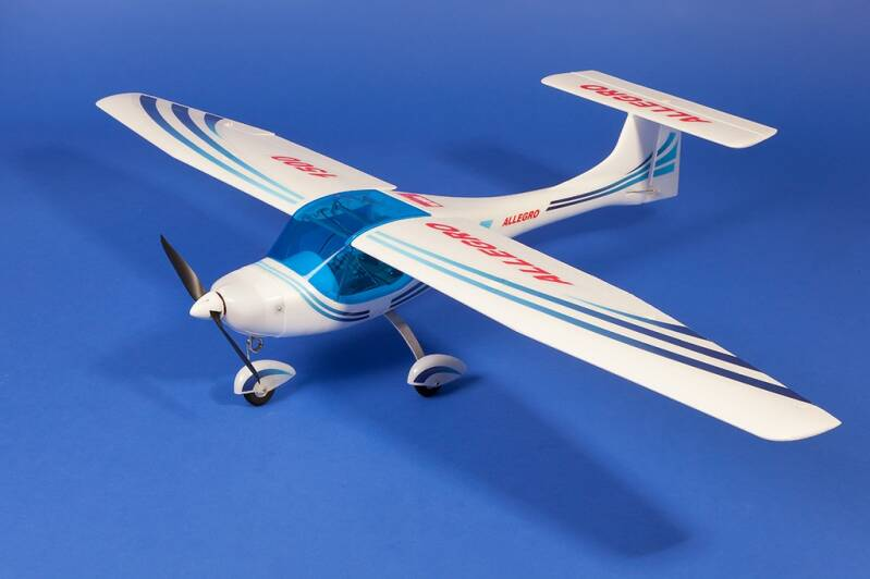 Almost complete model airplane 1150mm NEW KIT model A
