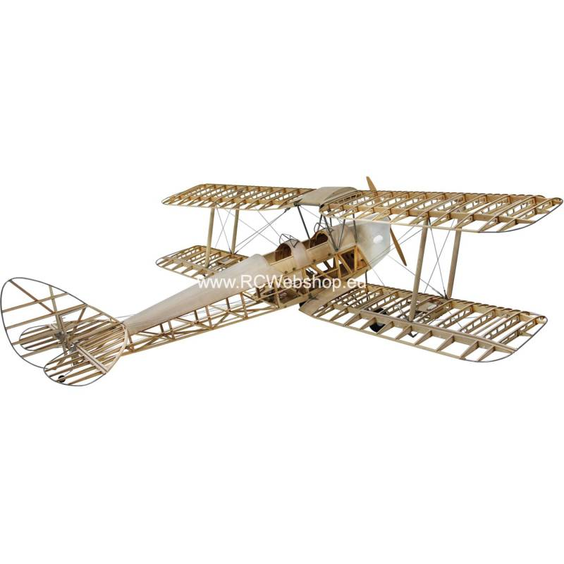 Value Planes DE HAVILLAND TIGER MOTH SCALE 1:3,8 Kit 2.360mm ******