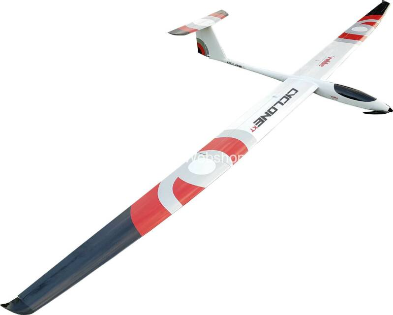 Robbe Cyclone Glider XT 6.200mm Span ARF / GFK 4pc Wing Abachi #2665 **